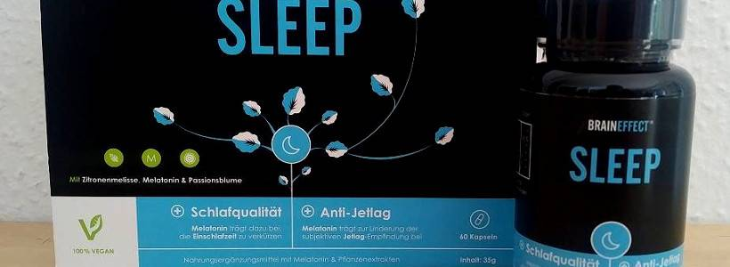 Review: Sleep von Braineffect im Test