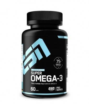 Review: Super Omega 3 von ESN im Test