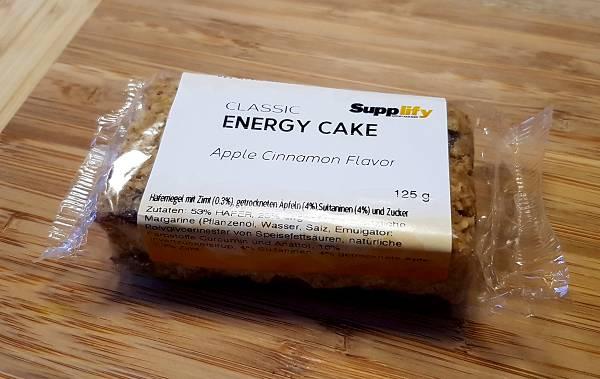 Review: Classic Oat Cake von Supplify im Test