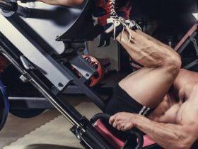 Training an der Beinpresse & Aufbau funktionaler Kraft