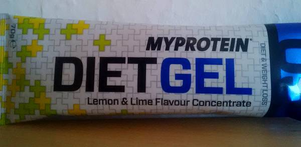 Review: DIET:GEL von Myprotein im Test