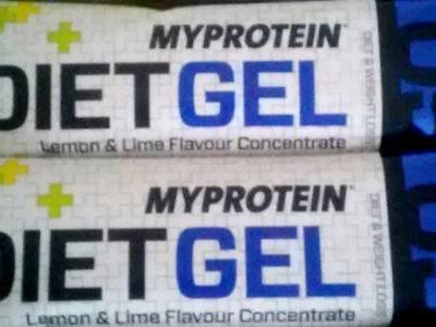 Review: DIET:GEL von Myprotein im Test