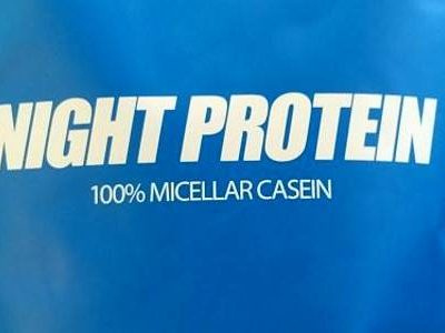 Review: Night Protein von XXL Nutrition im Test