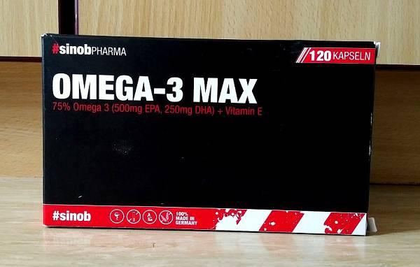 Review: Omega 3 max von Blackline 2.0 im Test