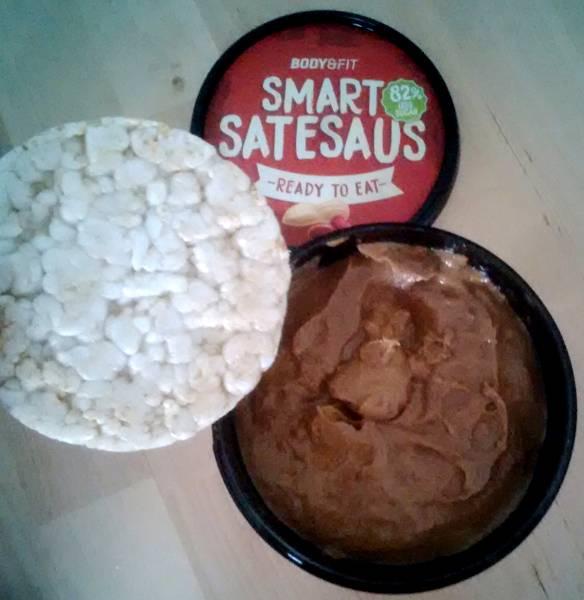 Review: Smart Saté Soße von Body & Fit im Test