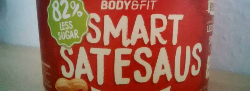 Review: Smart Saté Soße von Body & Fit im Test