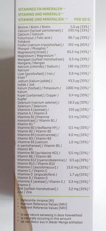 Review: Vegan Low Calorie Meal von Body & Fit