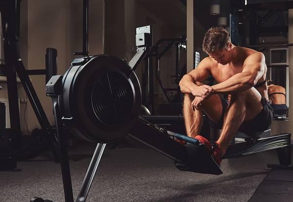Es gibt Dinge im Leben, die kann man nicht kaufen - das unglaublich gute Gefühl nach einem bestandenen, harten Workout gehört zweifellos dazu. (Bildquelle: Fotolia / Fxquadro)
