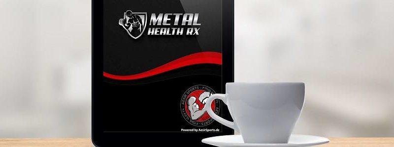 Metal Health Rx: Juli Ausgabe 2019 ab sofort erhältlich!