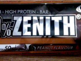 Review: Zenith 50% Proteinriegel von Ironmaxx im Test