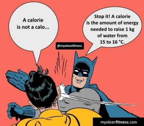 Calories In Calories Out (CICO): Die wissenschaftlich erwiesene Wahrheit