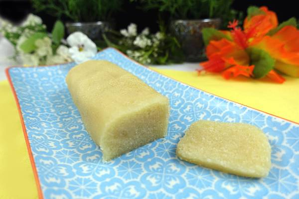 Selbstgemachtes Marzipan | Low Carb High Fat Rezept