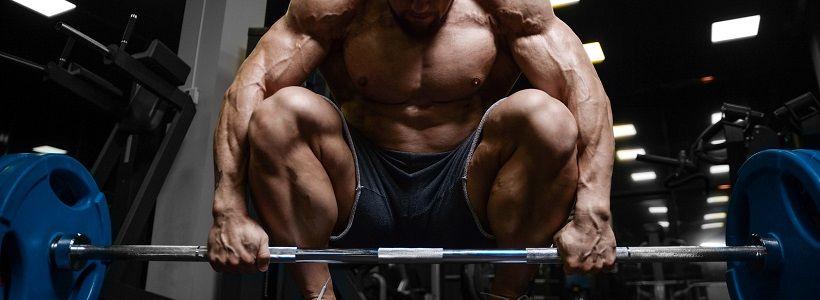 """""""Ihr seid alle ein Haufen von armseligen Schwächlingen,"""" sagt der Powerlifter auf Steroiden"""