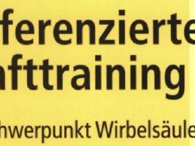Buchrezension: Differenziertes Krafttraining mit Schwerpunkt Wirbelsäule von Axel Gottlob