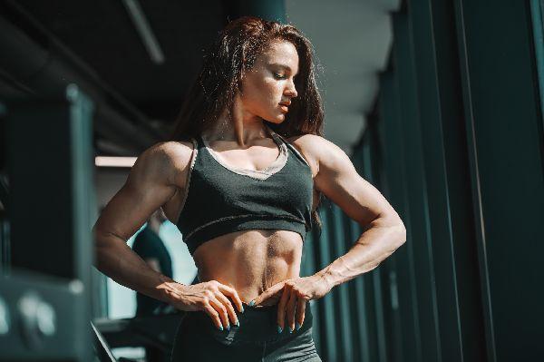 Anabole Steroide werden auch von Frauen verwendet