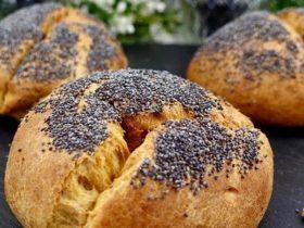 Proteinreiche Quarkbrötchen | Low Carb Rezept