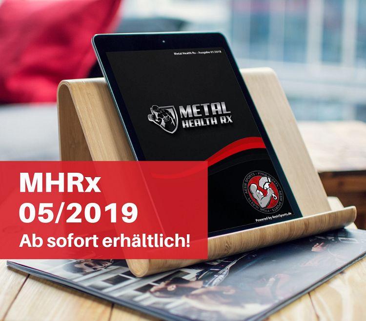 Was dich in der MHRx Mai Ausgabe erwartet