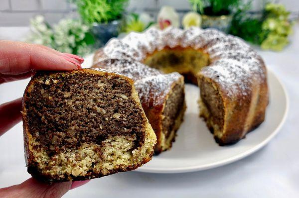 Rezept: Marmorkuchen | Low Carb High Fat