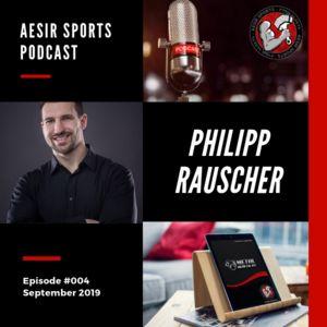 ASP - Komplettfolge - Ep. #004 - Philipp Rauscher (Logisch-Ernähren, Built By Science, Fitpreneur)