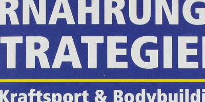 Buchrezension: Ernährungsstrategien in Kraftsport und Bodybuilding von Dr. von Loeffelholz